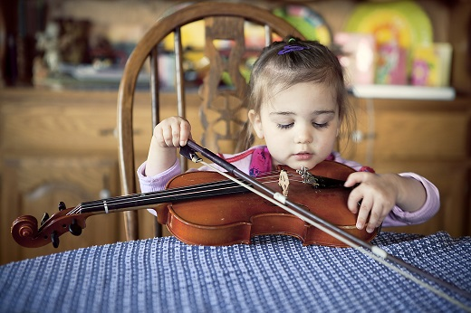 Expressive Violin Playing Part 4: The Bow Hand