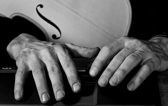 Can Old Hands Learn New Tricks….like Vibrato?
