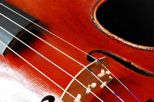 Shortcut to Violin Intonation