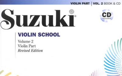 What Should Students Learn in Suzuki Violin Book 2?