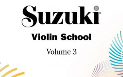 Why Is Suzuki Violin Book 3 So Boring?